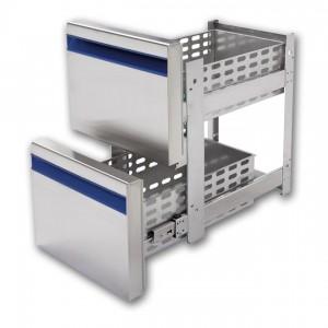 Siberia Plus</br>Individual drawers